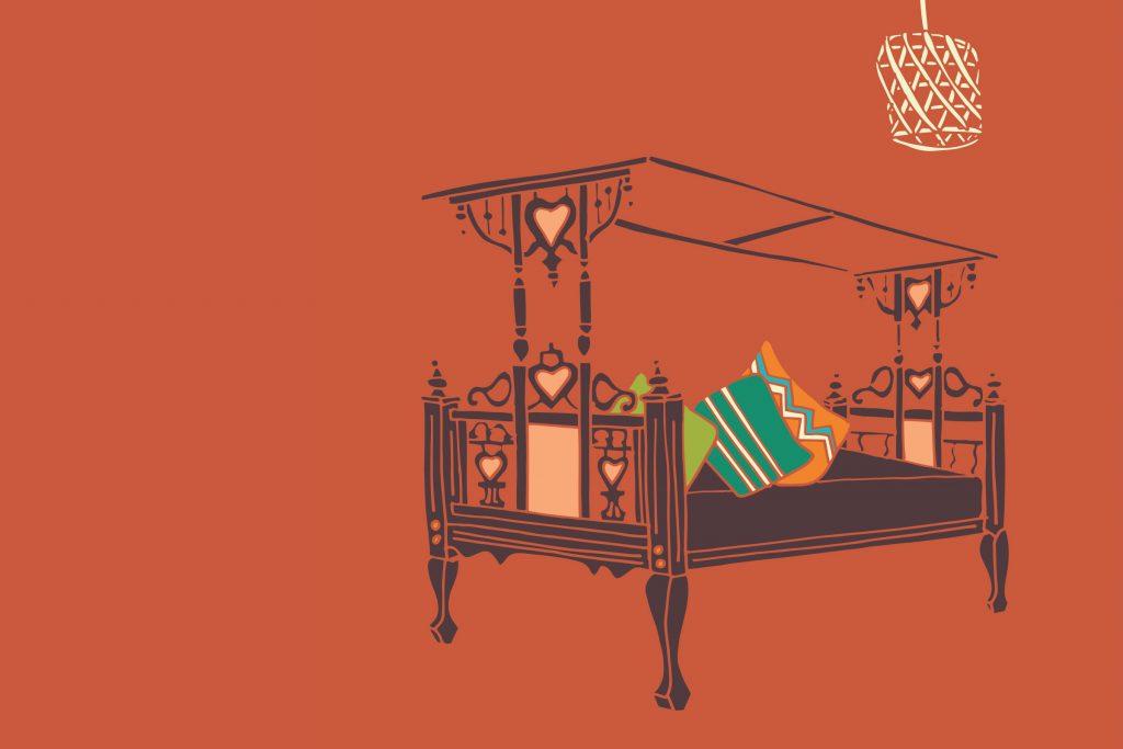 Casadamare-Zanzibar-Villa-Afri-love-Illustration-Lulu-Kitololo