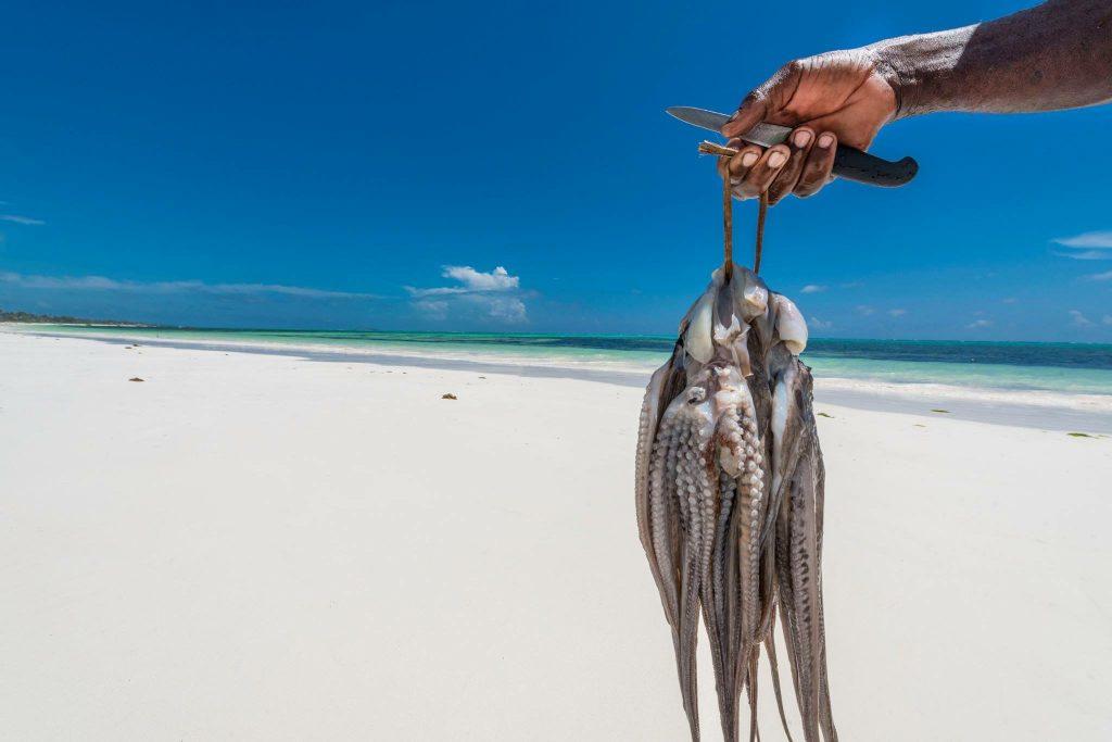 Utopoa Zanzibar Seafood Beach