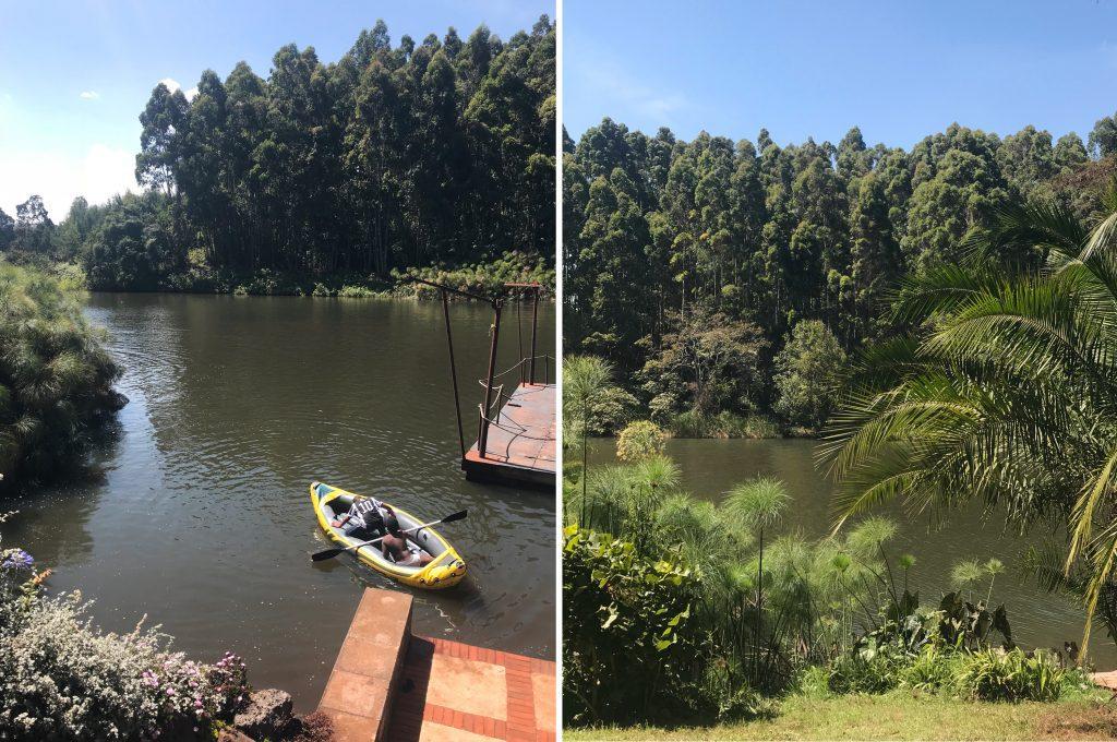 [Lake House Tigoni]