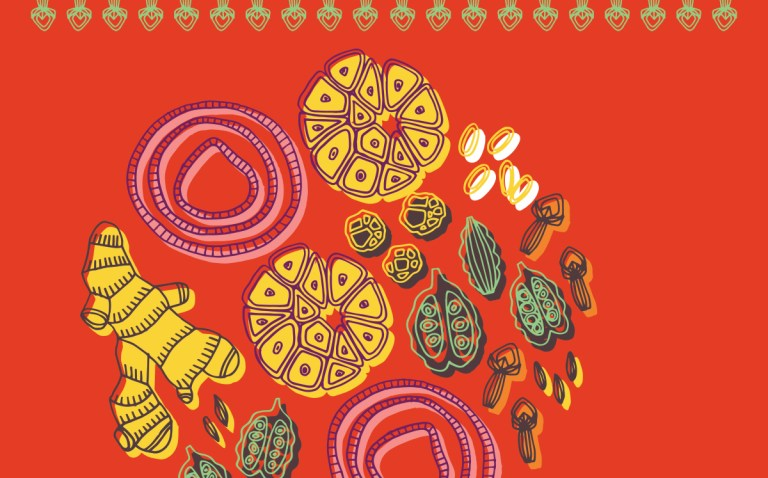 East African Food, Illustrated
