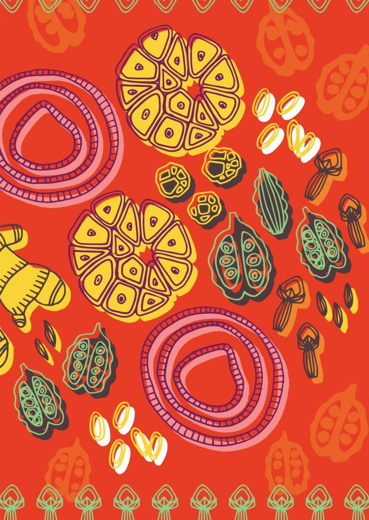 East-African-Food-Pilau-Illustration-Lulu-Kitololo-726x1024