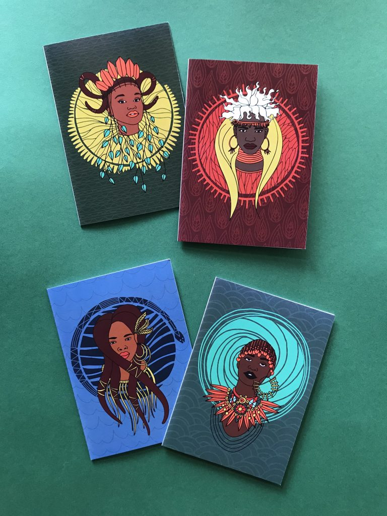 Orisha Alchemy Cards