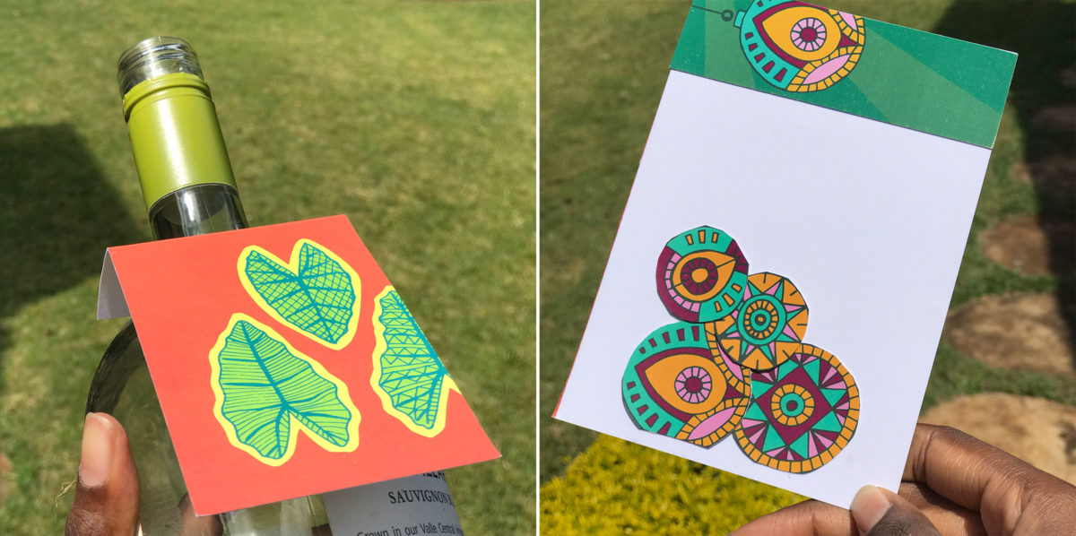 Upcycling ideas: giving new life to old greeting cards: